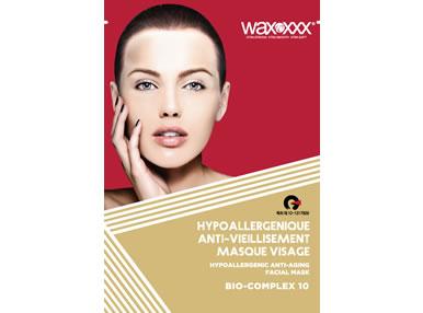 Anti aging facial mask