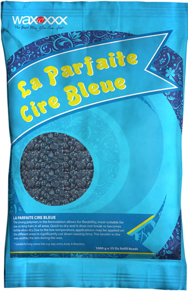 Perfect Blue Hot Wax
