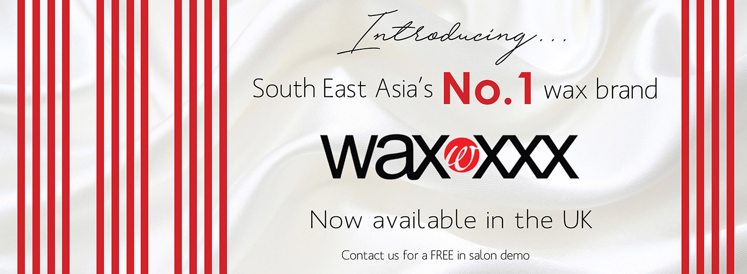 Hot wax products now in the UK